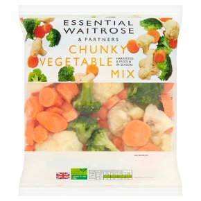 Essential Chunky Vegetable Mix