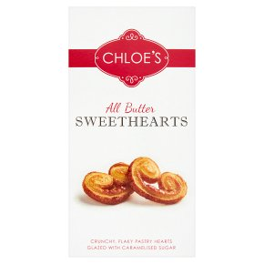 Chloe's All Butter Sweethearts