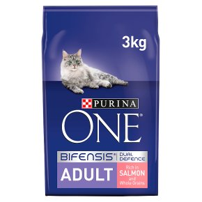 Purina ONE Rich in Salmon