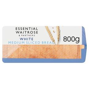 Essential White Medium Sliced Bread