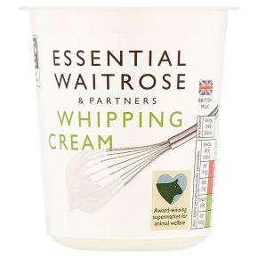 Essential Whipping Cream