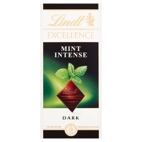 Lindt Excellence Mint Intense Dark