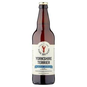 York Brewery Yorkshire Terrier England