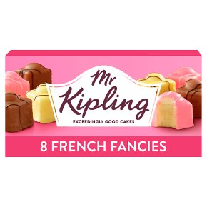 Mr Kipling French fancies