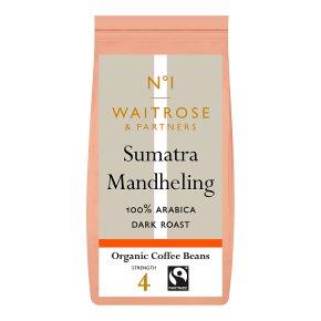 No.1 Sumatra Mandheling Coffee Beans