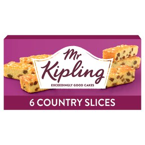 Mr Kipling country slices