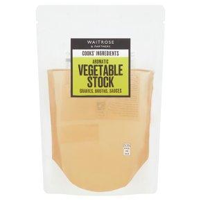 Cooks' ingredients vegetable stock