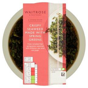 Waitrose Chinese Crispy Seaweed