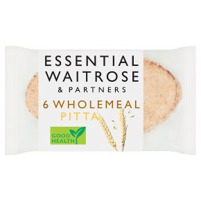 Essential Wholemeal Pitta