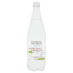 Essential Sugar Free Indian Tonic Water