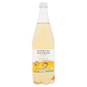 Essential Sugar Free Ginger Ale