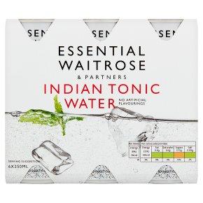 essential Waitrose Indian Tonic Water