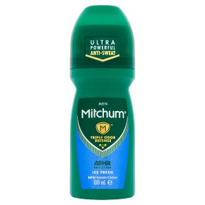 Mitchum ice fresh anti-perspirant
