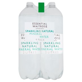 Essential Carbonated Natural Mineral Water