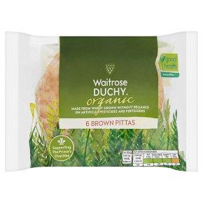 Duchy Organic Brown Pittas