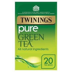 Twinings Pure Green Tea 20 Tea Bags