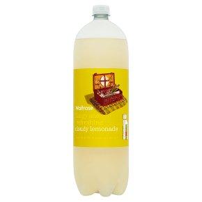 Waitrose lemonade cloudy