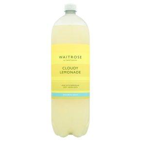 Waitrose cloudy lemonade low calorie