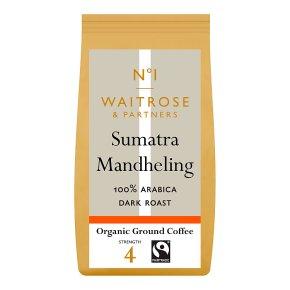 No.1 Sumatra Mandheling Ground Coffee