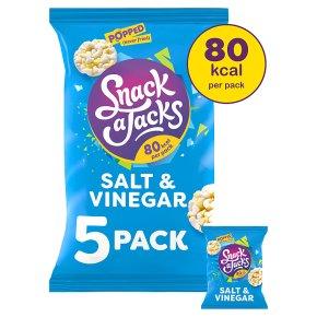 Snack A Jacks Salt and Vinegar