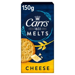 Carr's Cheese Melts