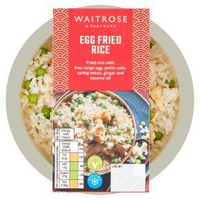 Waitrose Chinese Egg Fried Rice
