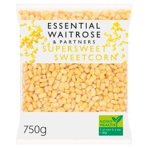 Essential Supersweet Sweetcorn