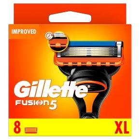 Gillette Fusion 5 Blades