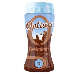 Options Belgian Choc