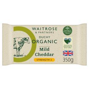 Duchy Organic Mild Cheddar Strength 2