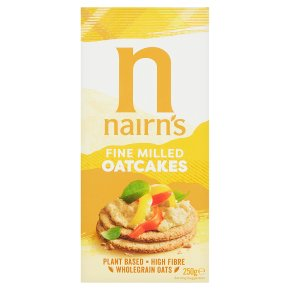 Nairn's Oat Cakes Fine Milled
