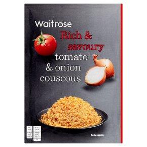 Waitrose tomato & onion couscous
