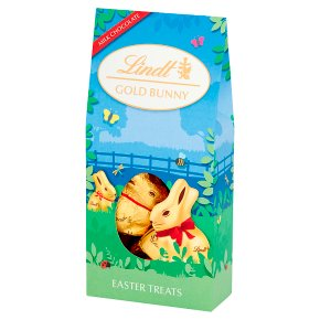 Lindt Gold Bunny Easter Treats