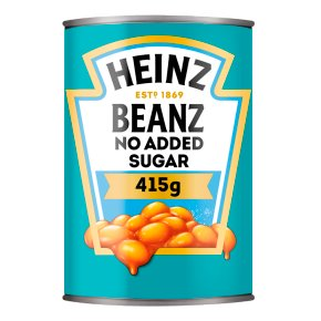 Heinz Beanz No Added Sugar Beanz
