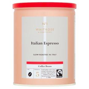 No.1 Espresso Coffee Roasted Beans