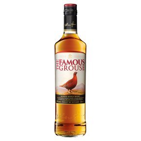 The Famous Grouse Finest Blended Scotch Whisky