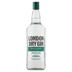 Waitrose London Dry Gin
