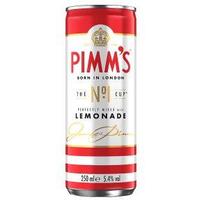 Pimm's No1 & Lemonade