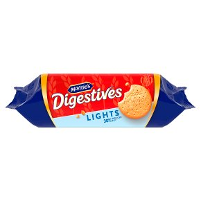 McVitie's Lights Digestives