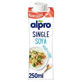 Alpro Soya Long Life Alternative to Single Cream