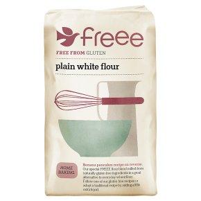 Freee by Doves Farm Free From Gluten Plain White Flour