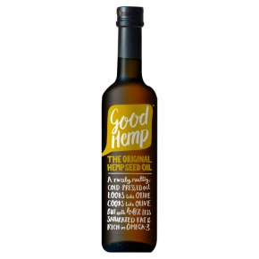 Good Hemp Original Hemp Seed Oil