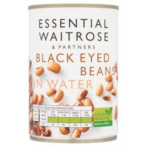 Essential Blackeye Beans in Water