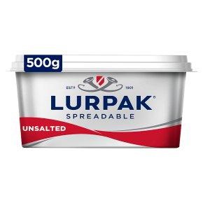Lurpak Spreadable Unsalted