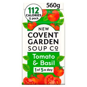 New Covent Garden Tomato & Basil Soup