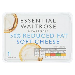 Essential 50% Reduced Fat Soft Cheese