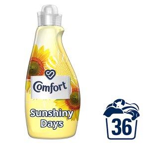 Comfort Sunshiny Days 36 washes