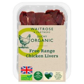 Duchy Organic British Chicken Livers