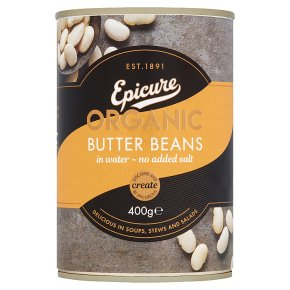Epicure Butter Beans in Water