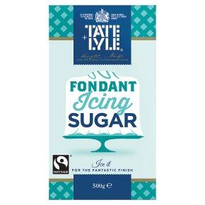 Tate & Lyle Fairtrade Fondant Icing Sugar